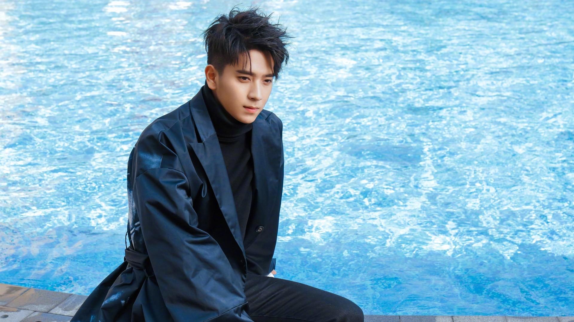 帅哥青年演员陈若轩,我不认识啊!