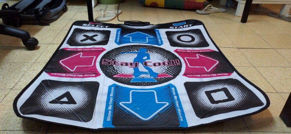 DANCING MAT - Over 200 Songs To Choose From - kaloyou photo review