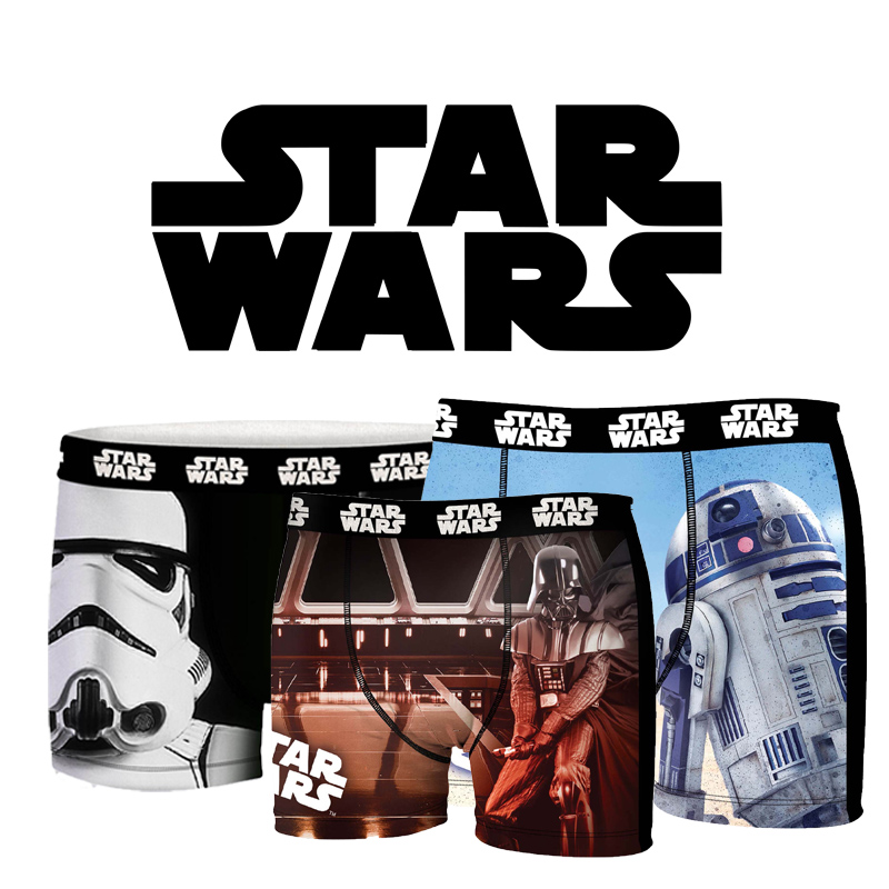 STAR WARS FREEGUN Boxer Shorts