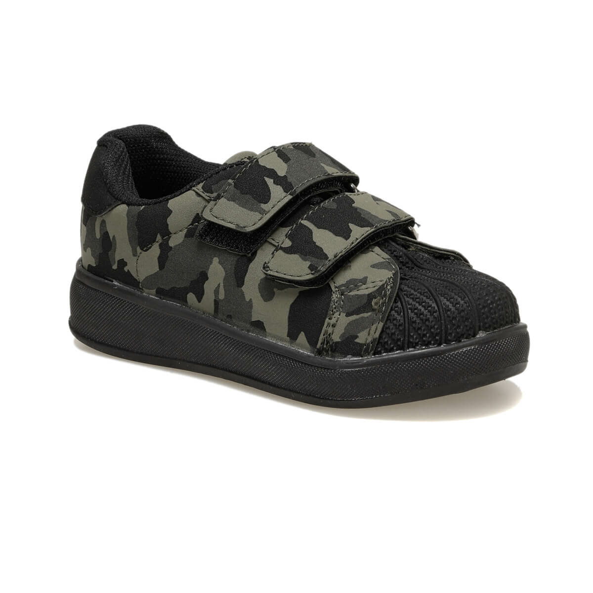 FLO 92. 510805.P Khaki Male Child Sneaker Shoes Polaris