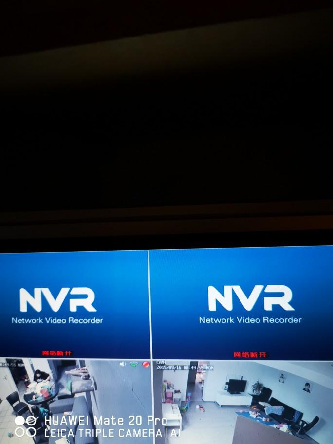 8CH 1080P անլար NVR հավաքածու WiFi CCTV համակարգ 12