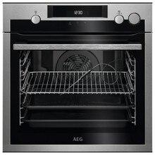 Многофункциональный духовой шкаф Aeg BSE576321M 72 L 3380W(A+) из нержавеющей стали