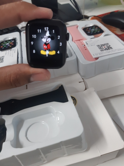Iwo 12 Smartwatch 100% Original photo review