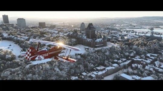 《微软飞行模拟》加入冰雪天气效果 与现实世界保持一致插图(4)