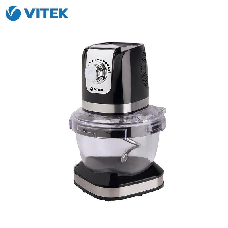 Kitchen machine Vitek VT-1434 mixer with bowl planetary food processor appliances home for the kitchen led spout swivel spout kitchen sink faucet pull out mixer tap with cover plate nickel brushed finished