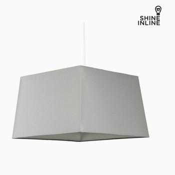 Decke Licht Grau (40x30x25 Cm) Durch Glanz Inline