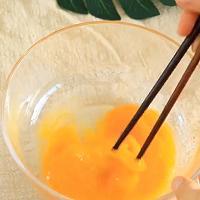 低脂爆浆芒果酸奶土司的做法图解3