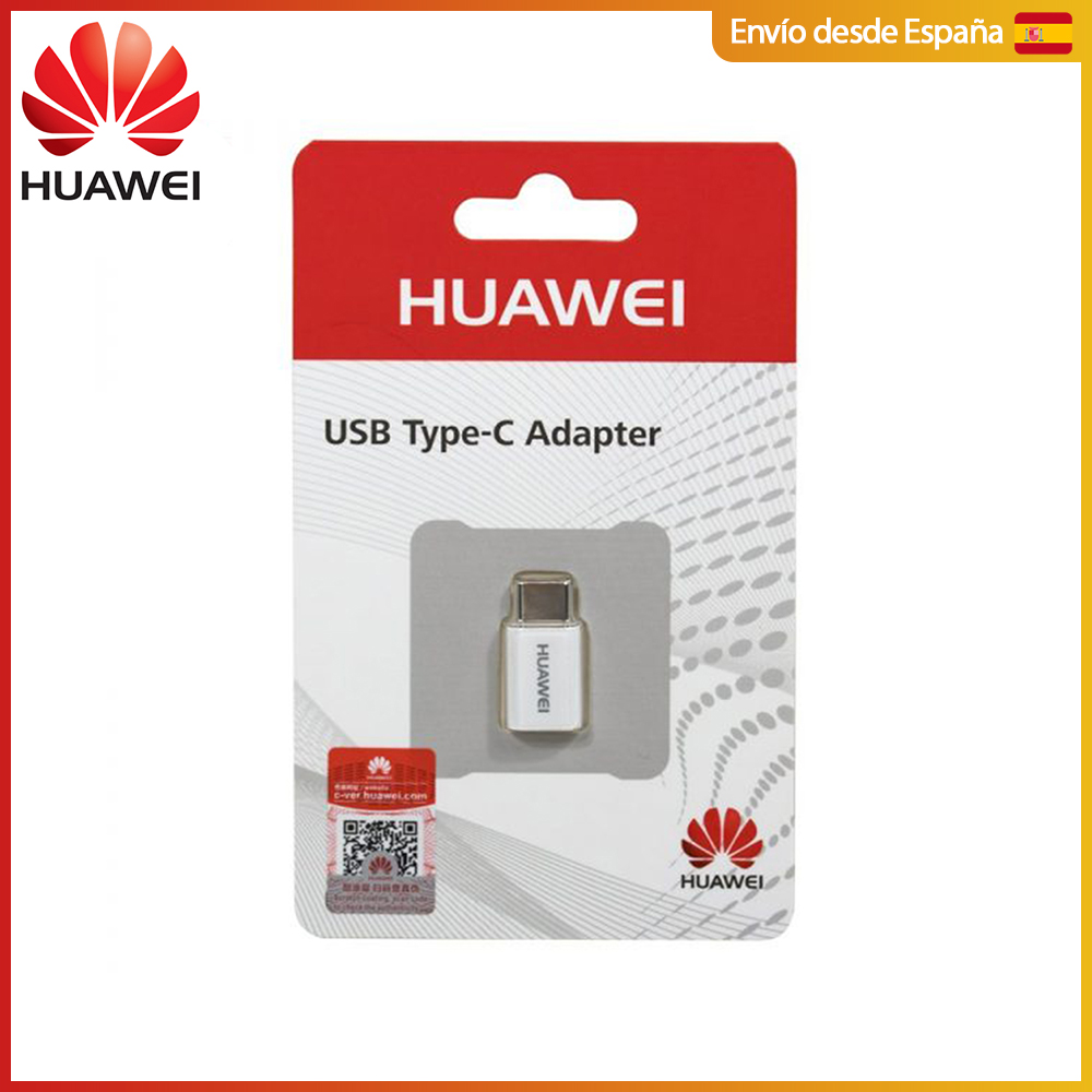 HUAWEI Adapter Micro USB To Type C, AP52 Original, Easy To Carry, Very Useful