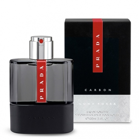 PRADA LUNA ROSSA CARBON EDT 100ML SPRAY