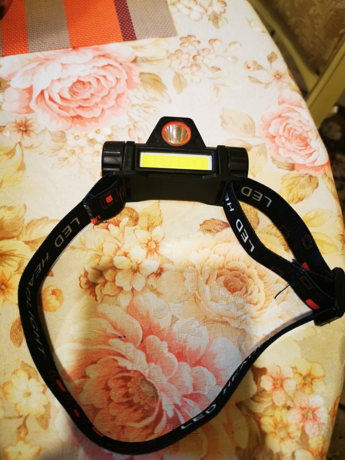 3000LM LED Headlamp Flashlight Rechargeable Headlights, XPE+COB USB Cable,Waterproof Head Torch for Running, Jogging,Hiking