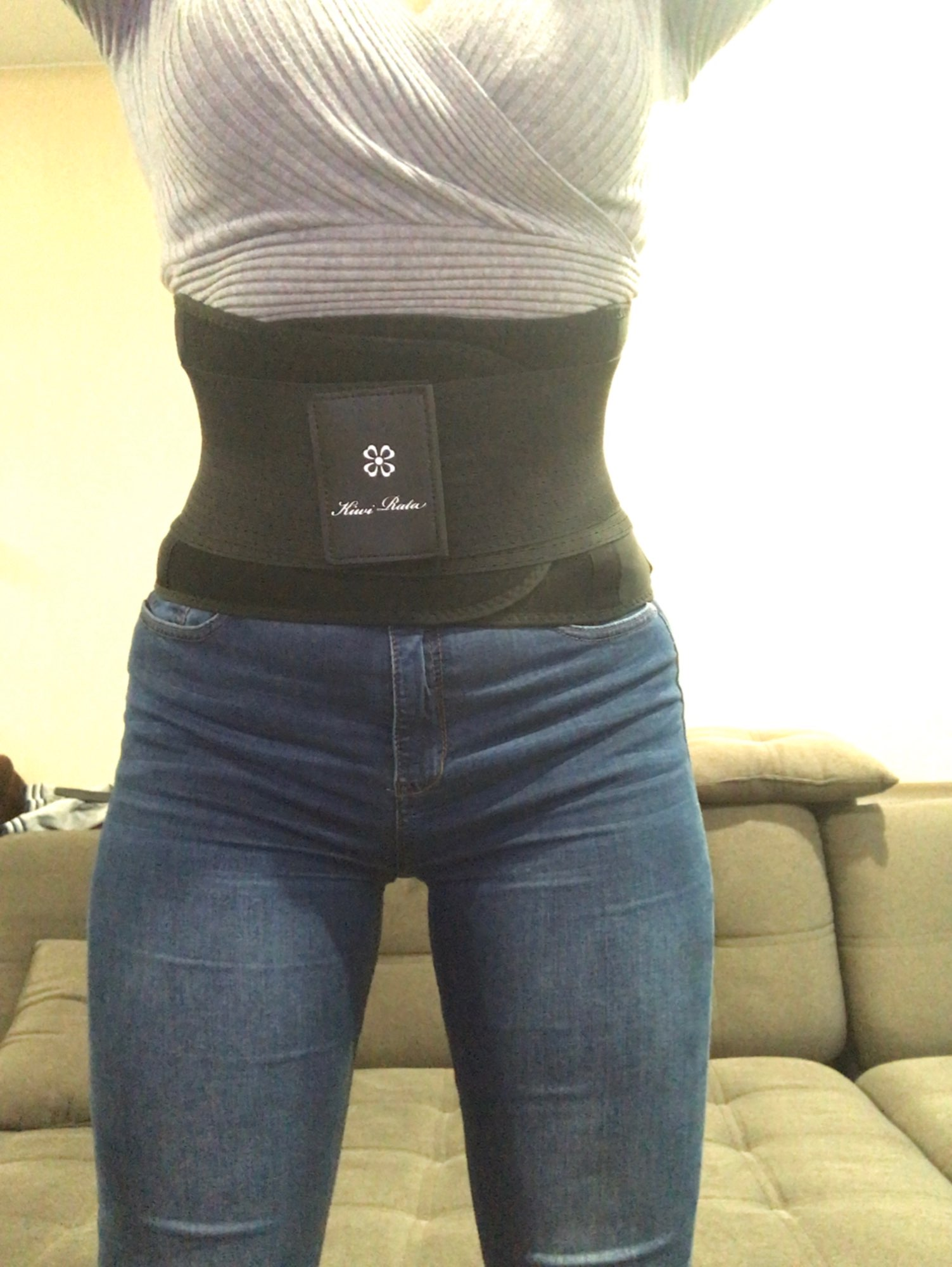 Women's Colorful Style Waist Trainer photo review