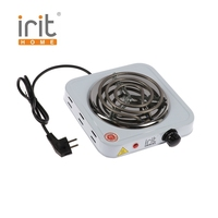 Tile electric Irit IR 8101 Plate Electric Electric stove Electric range|Hot Plates|   -