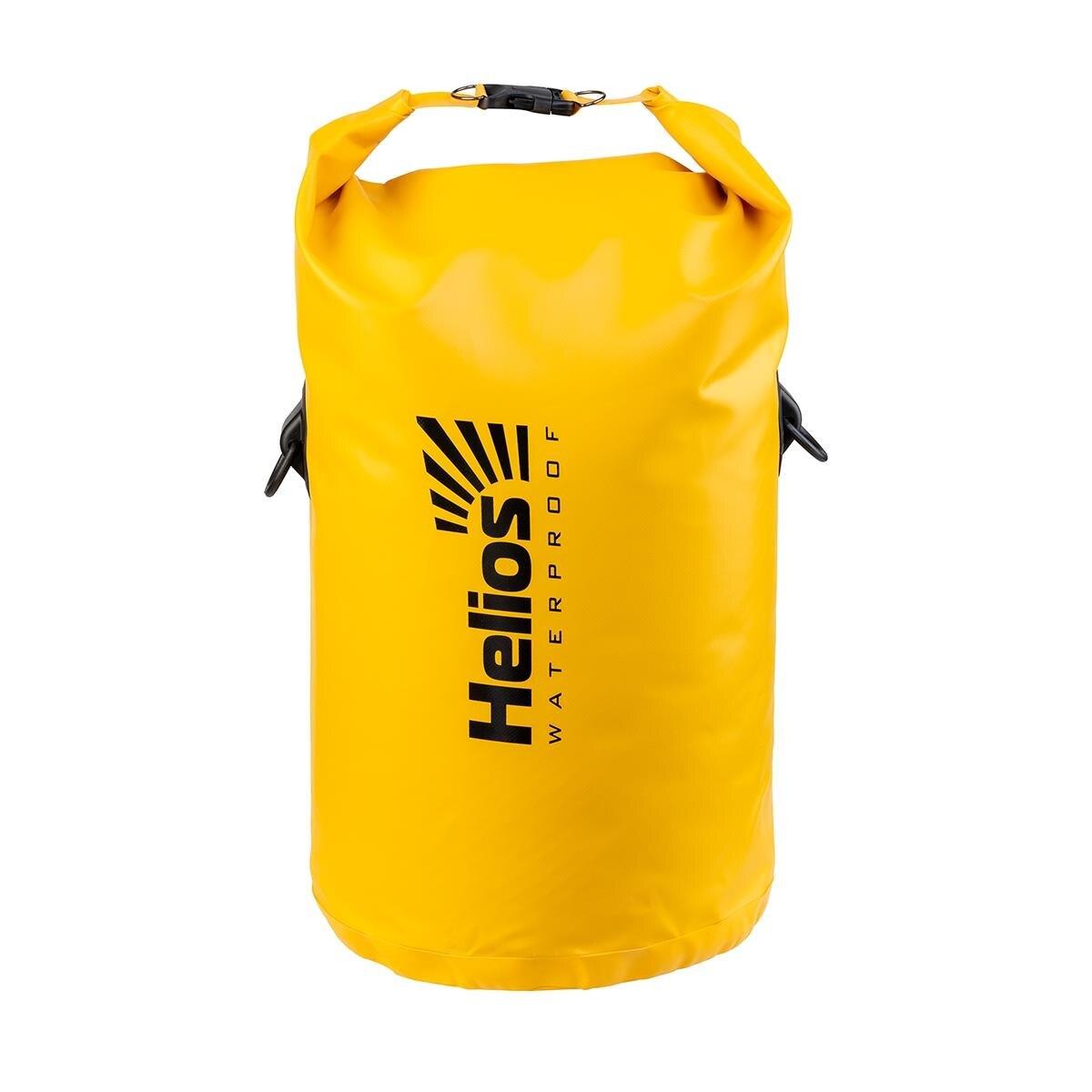 Драйбег 30л (d30/h70cm) желтый Helios (HS DB 303070 Y) водонепроницаемые сумки сухой мешок водостойкий рюкзак