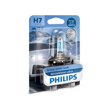 PHILIPS 12972WVUB1 H7 12 V-55 W (PX26d) (absolutely white light) whiteVision ultra blister card (1 PCs) 59253