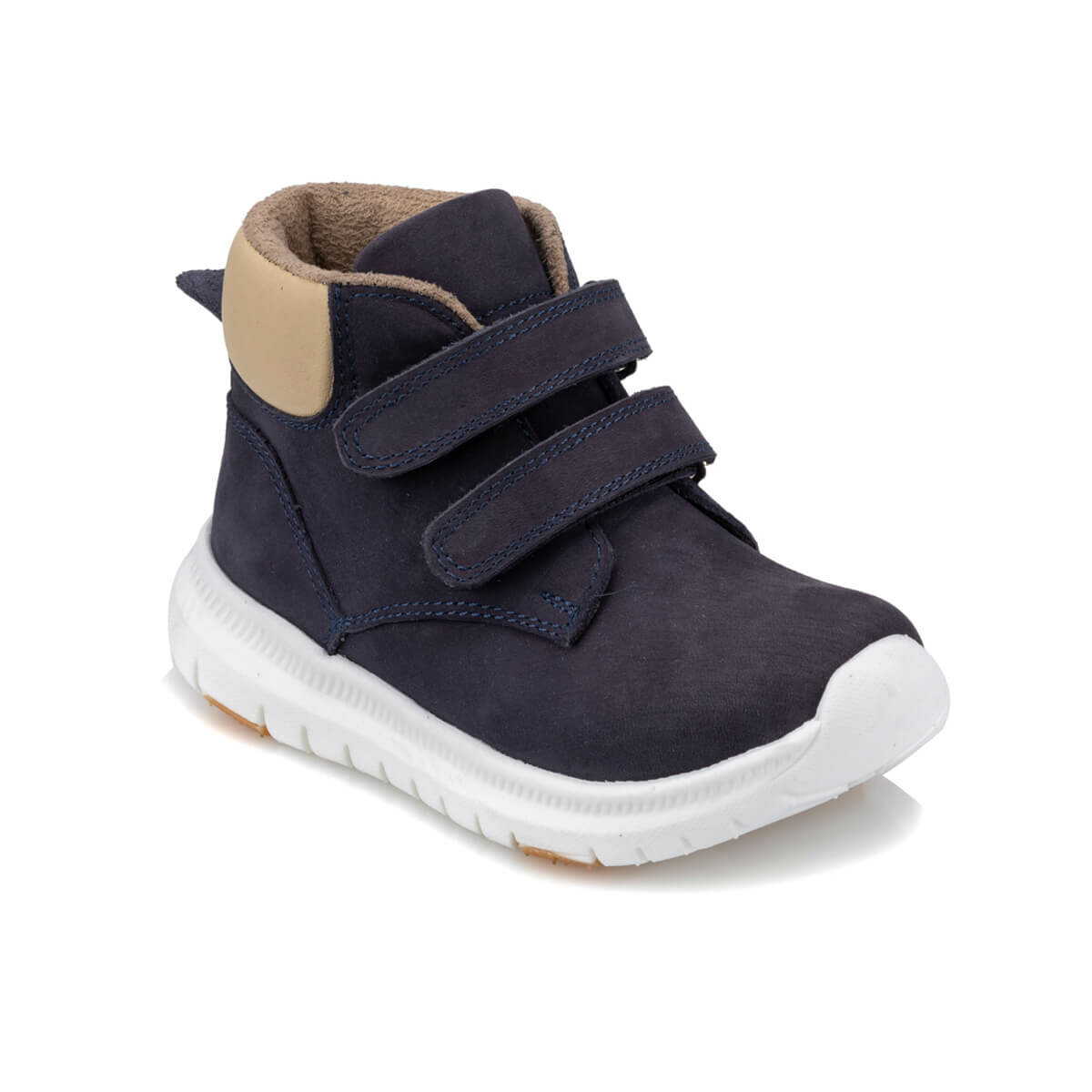 FLO 92.511731.B Navy Blue Male Child Boots Polaris
