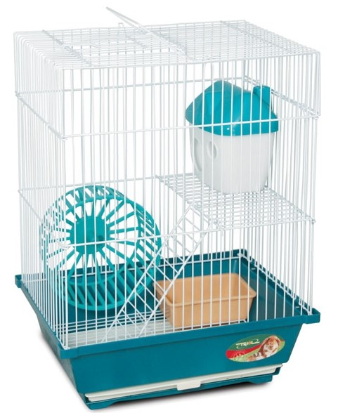 Cage Triol 2103K For Rodents, 300 х230х390mm