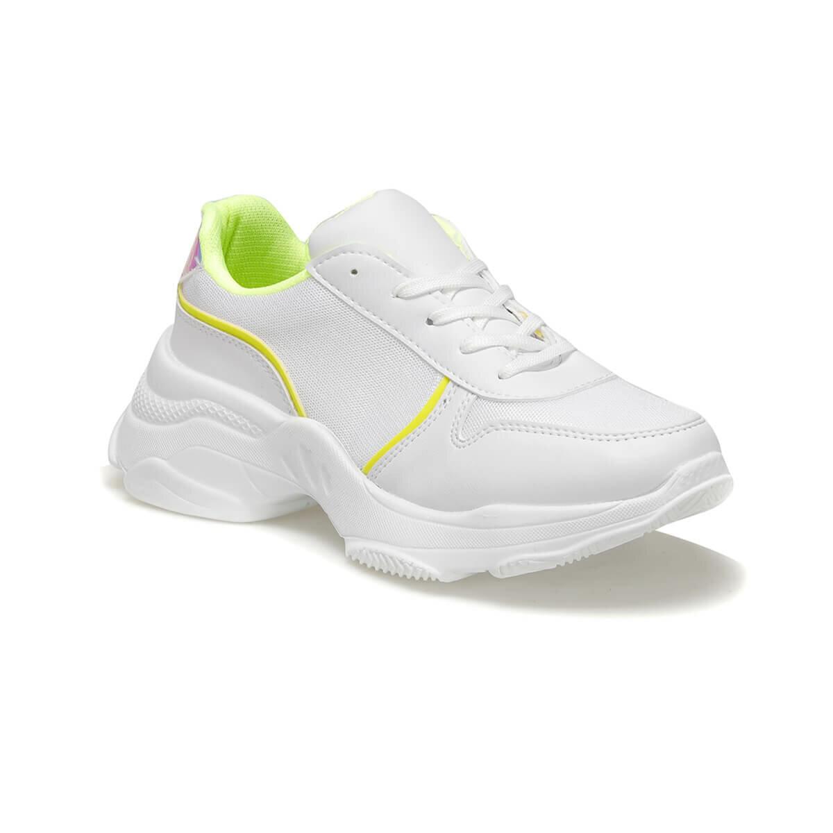 FLO 19SF-1620 White Women 'S Sneaker BUTIGO