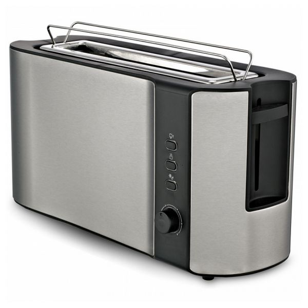 Toaster COMELEC TP1726 1000W Silver