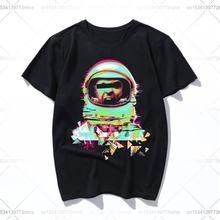 Astro camiseta летние бла из хлопчатобумажной ткани раздел футболки