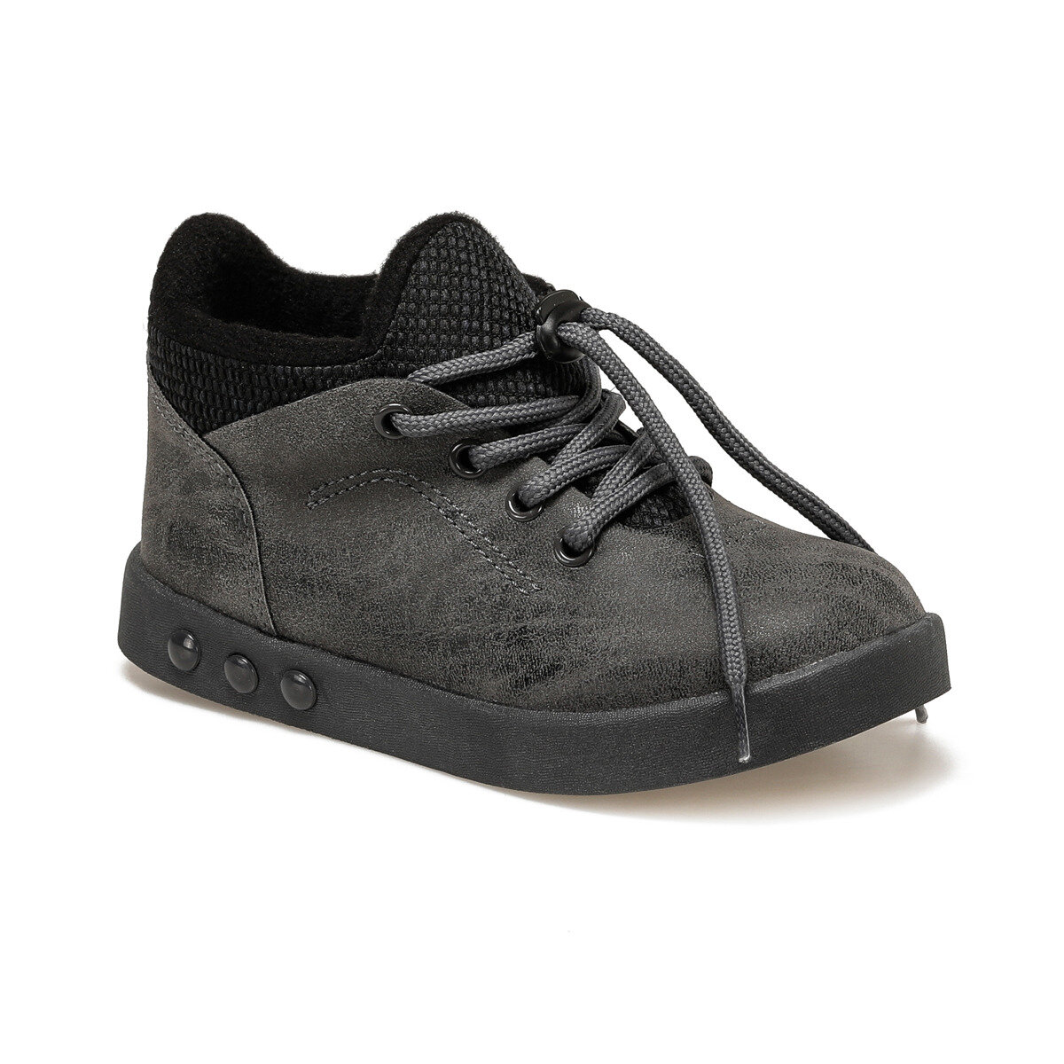 FLO 313. P19K. 105 BOOTIES WORK LIGHT Smoked Male Child Sneaker Shoes VICCO