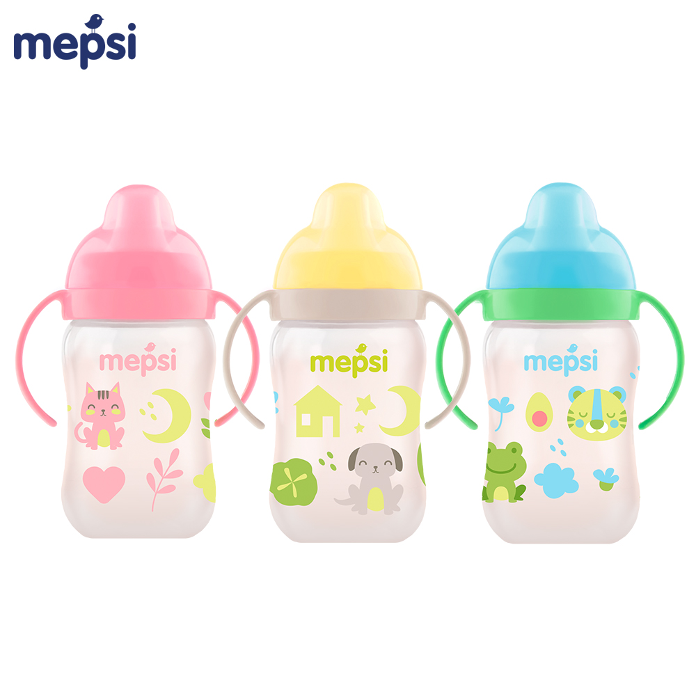 Cups MEPSI 0216 drinking bowl Feeding Cup-pot with silicone spout kids children baby led spout swivel spout kitchen sink faucet pull out mixer tap with cover plate nickel brushed finished