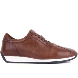Casual-Shoes Sneakers Sail Lakers-Genuine Men's Fashion Man Lace-Up Breathable