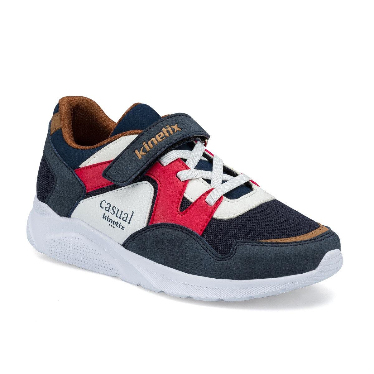FLO RAYNELD Navy Blue Male Child Sneaker Shoes KINETIX