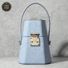 Дизайнерская мини сумка женская на плечо через для женщин модная