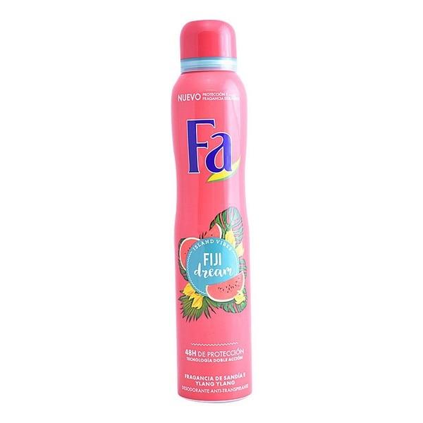 Spray Deodorant Fiji Dream Fa (200 Ml)
