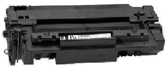 Q7551A совместимый тонер-картридж для HP Laserjet P3005,P3005D,P3005N,P3005X,P3005DN-6.500 страниц