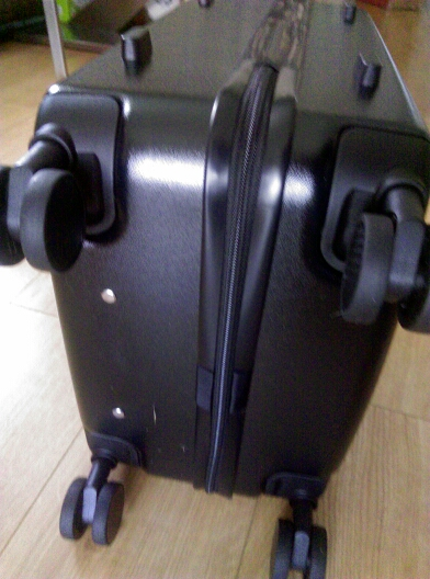 Luggage Case Trolley Suitcase Spinner Mute Wheel Pc Travel Rolling Wheels Luggage Carry On Boarding 20 24 Inch