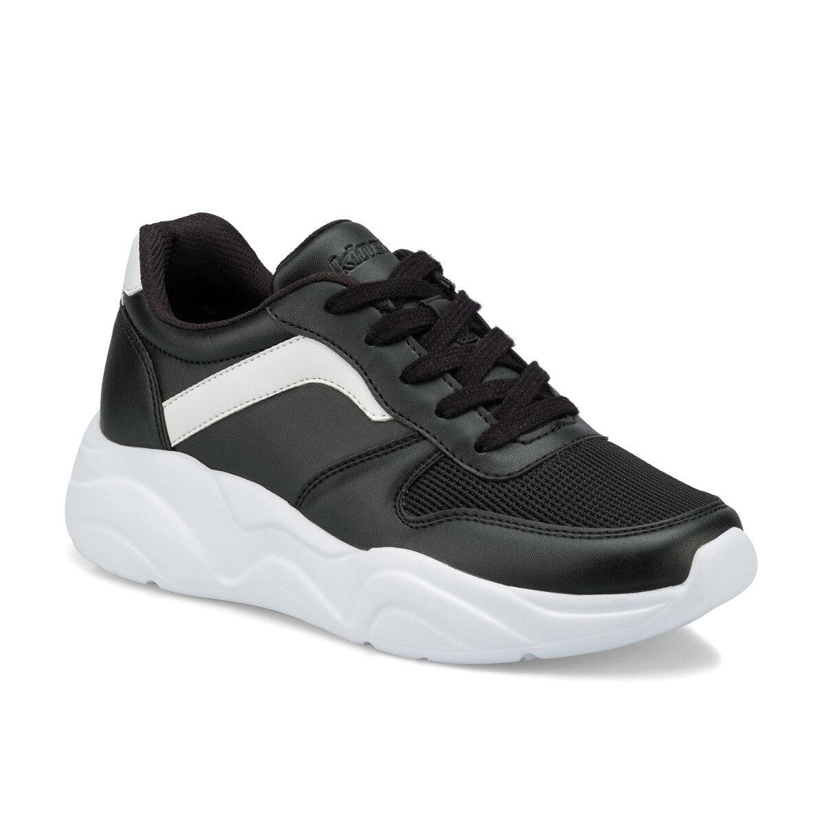 FLO ALTA Black Women 'S Sneaker Shoes KINETIX