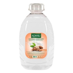 Komili миндальное молочное жидкое мыло 2 lt мыло для рук очищающее средство для рук Сделано в Турции высококачественные ингредиенты