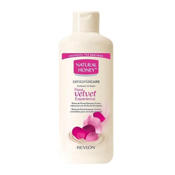 Shower Gel Floral Velvet Natural Honey (650 Ml)