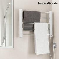 InnovaGoods 전기 수건 걸이 벽에 65W 흰색 회색 (5 바)