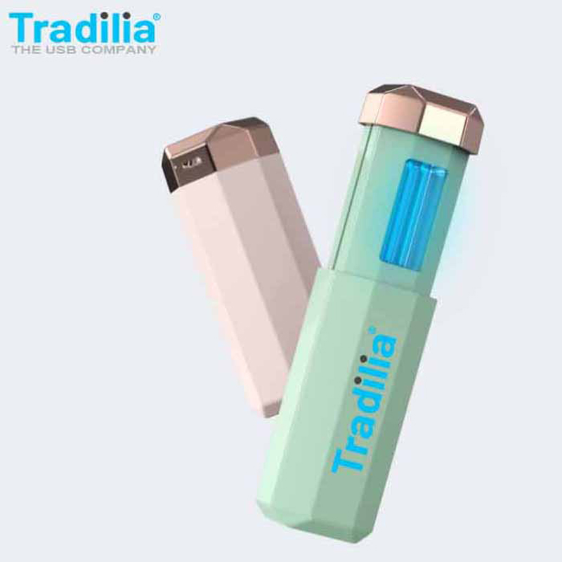 Lighting UV Sanitizer And Ultraviolet Sterilizer Cabinet Portable, USB Lamp UV Germicidal TOTE, Sanitizer's Travel, Lighting UV