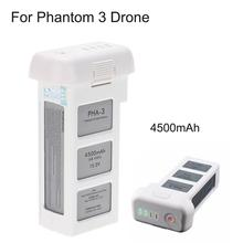 цена на 4500mAh Rechargable Battery For DJI Phantom 3 Series Professional Advanced Drone Intelligent Flight Battery 15.2V 68.4Wh