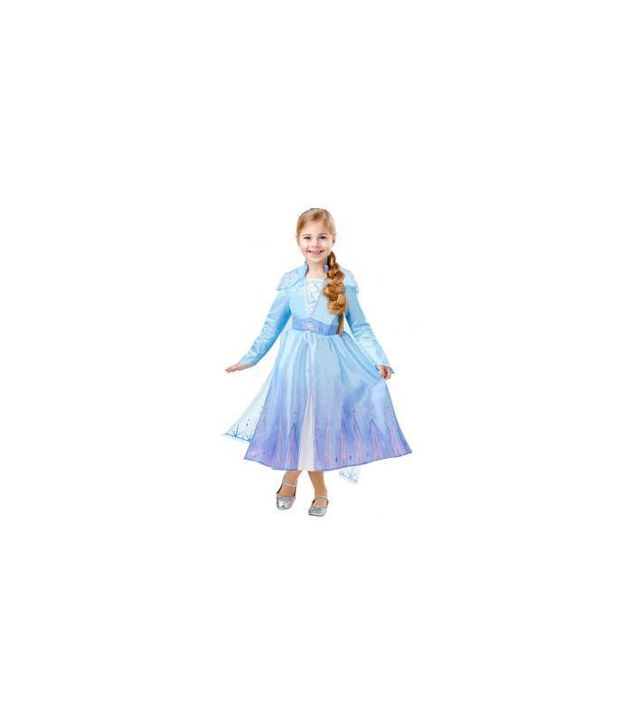 Elsa Costume Travel Frozen2 Classic Inf Toy Store