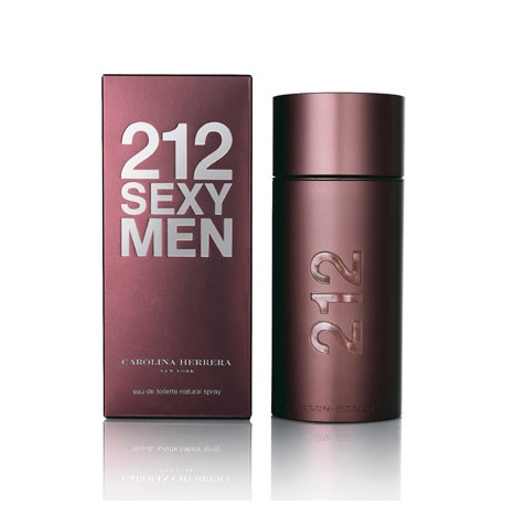 <font><b>212</b></font> <font><b>SEXY</b></font> <font><b>MEN</b></font> EDT 100ML image