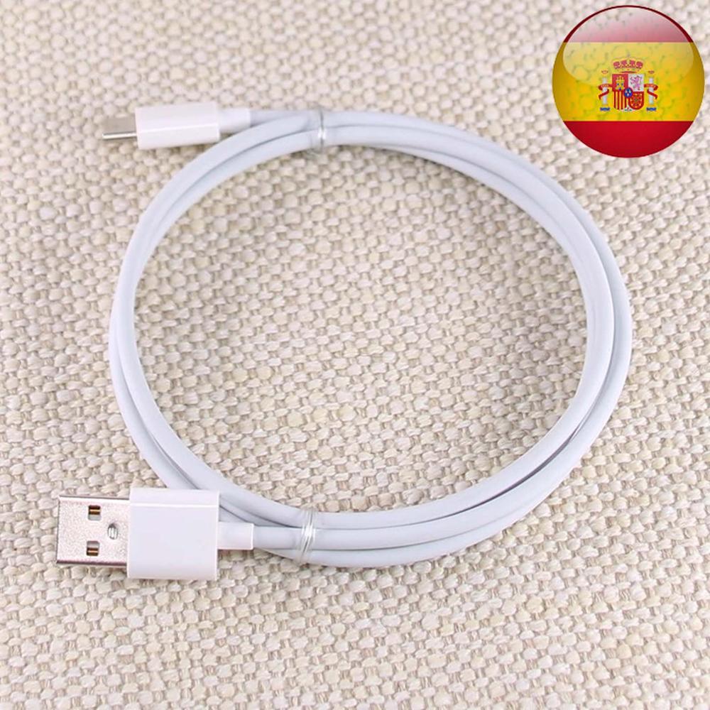 Cable USB Tipo C 3.1 De Carga Y Datos Para Movil Longitud 1 Metro Xiaomi Huawei Samsung