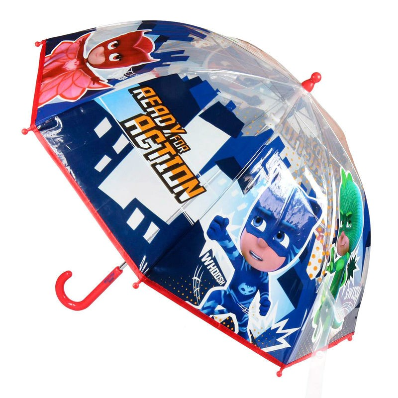 Bubble Umbrella Pjmasks 45cm