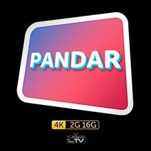 Sp pandar android box 2g 16g media player nenhum aplicativo