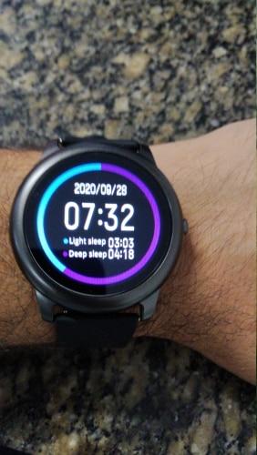 Smartwatch Haylou Solar ls05 Relógio Inteligente Fábrica Xiaomi - Com Brinde photo review