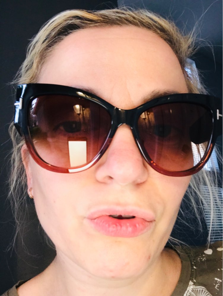 Women's Cat Eye Oversized Sunglasses