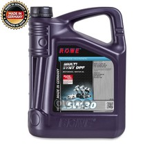 ROWE Масло Моторное 5w-30 Rowe 5л Нс-Синтетика Hightec Multi Synt Dpf C3 Rowe 20125005003