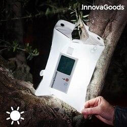 InnovaGoods Inflatable Solar LED Light