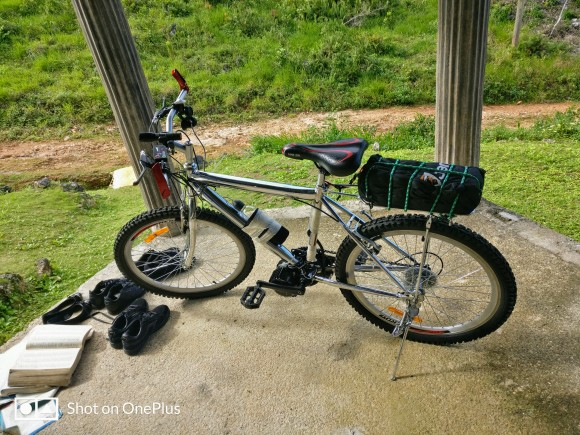 -- Bicicleta Bafang Elétrica