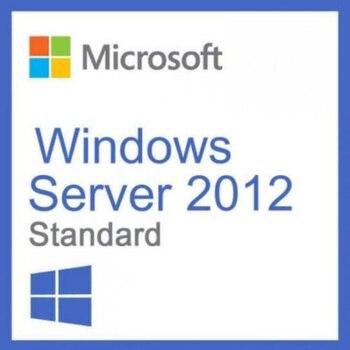Windows Server 2012 Standard Digital License KEY Lifetime Use - Original Activation Online Delivery 1 Minute