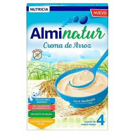 Alminatur Rice Cream 250 GR