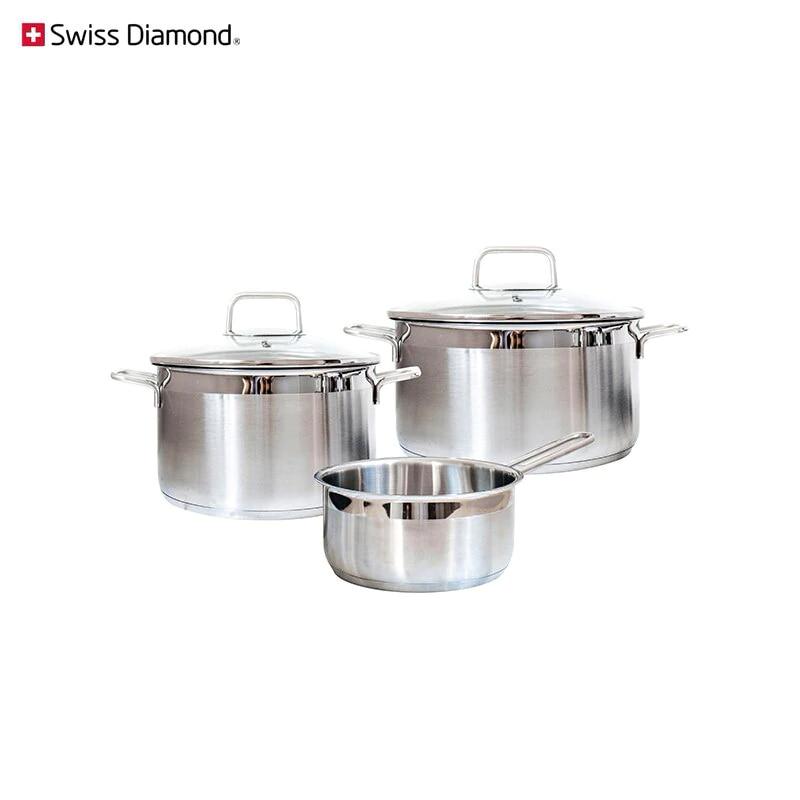 Dinner Set Swiss Diamond SD PS SET L3